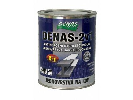 DENAS 2v1 0230 hnedý 0,7kg pololesk