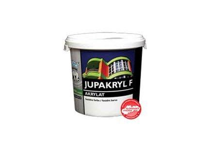 JUPAKRYL F akrylátová fasádna farba 7kg biela