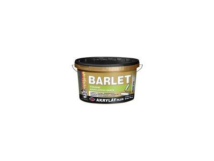 BARLET plus akrylátová fasádna farba 20kg V4013 biela