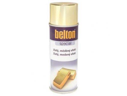 BELTON Special Chrom efekt sprej 400ml zlatý