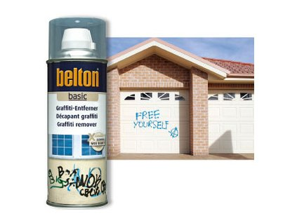 BELTON Odstraňovač GRAFFITI sprej 400ml