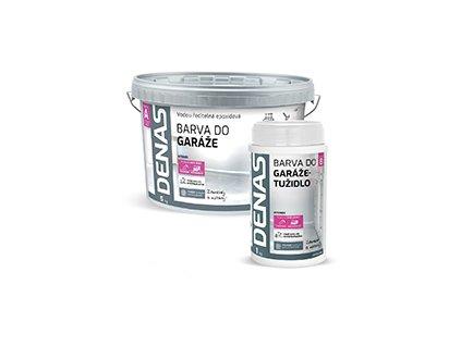 Denas garáž ral 7040 5kg+tužidlo 1kg šedá