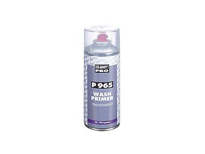 BODY PRO P 965 Spray - reaktívna základová farba na hliník, nerez, zinok 400 ml transparent