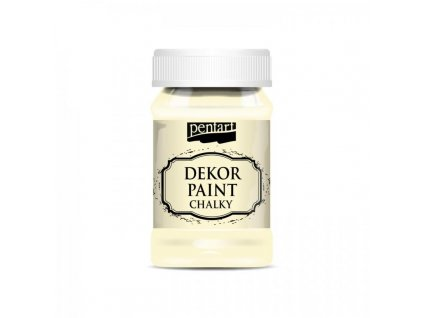 dekor paint soft 100 ml slonovinova