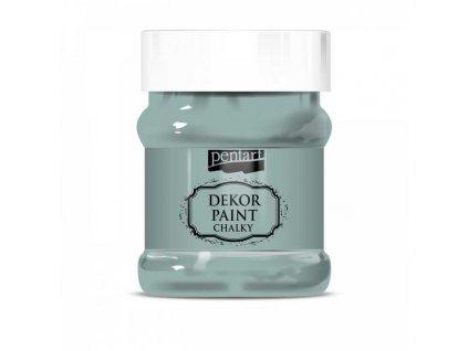 dekor paint soft 100 ml country modra