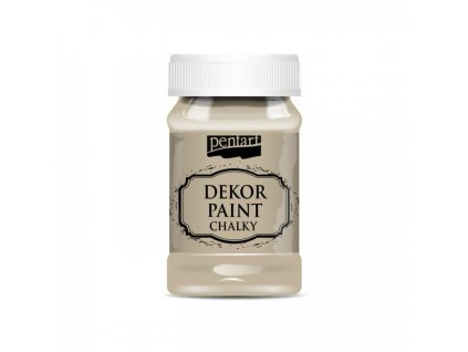 dekor paint soft 100 ml cappuccino