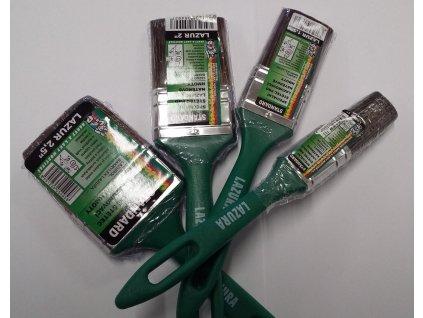 "Štetec LAZUR štandard zelený C 1,5"" - BAL"