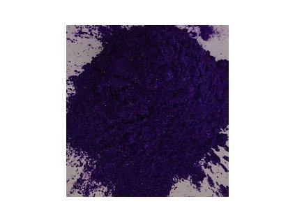 fialovy pigment