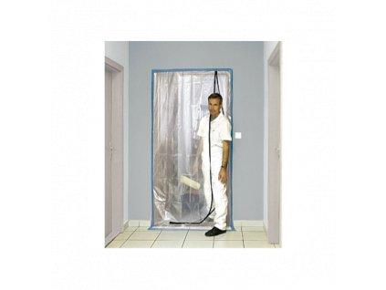 ciret ochranna folia do dveri so zipsom