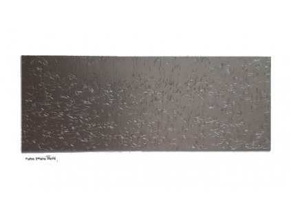GRIMANI- dekoratívna úprava s lesklým vláknom 1L PELTRO - oceľová šedá