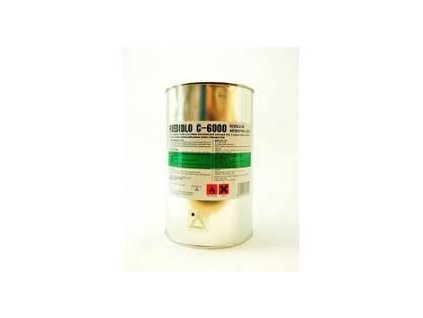 Riedidlo C 6000 (acetón) 1L ELASTIC