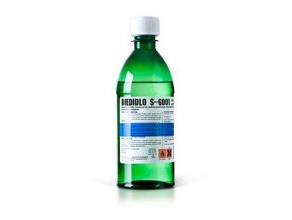Riedidlo S 6001 syntetické riedidlo 370 g fľaša ELASTIC