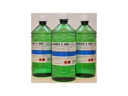 Riedidlo S 6001 syntetické riedidlo 1L ELASTIC