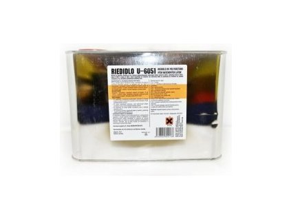 Riedidlo U 6051 polyuretánové 4.5L ELASTIC