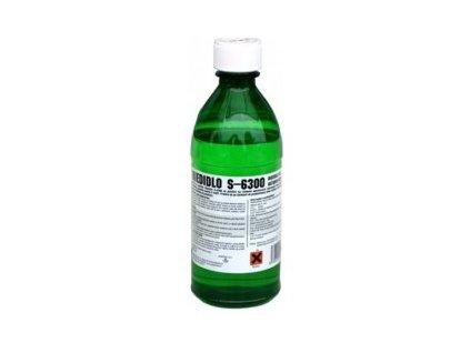 Riedidlo S 6300 epoxidové 390g fľaša ELASTIC