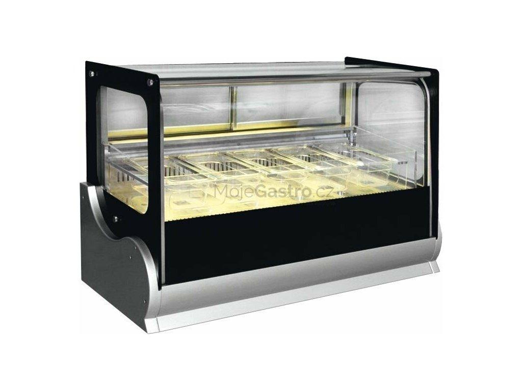 Vitrína mrazící pultová ICE 530