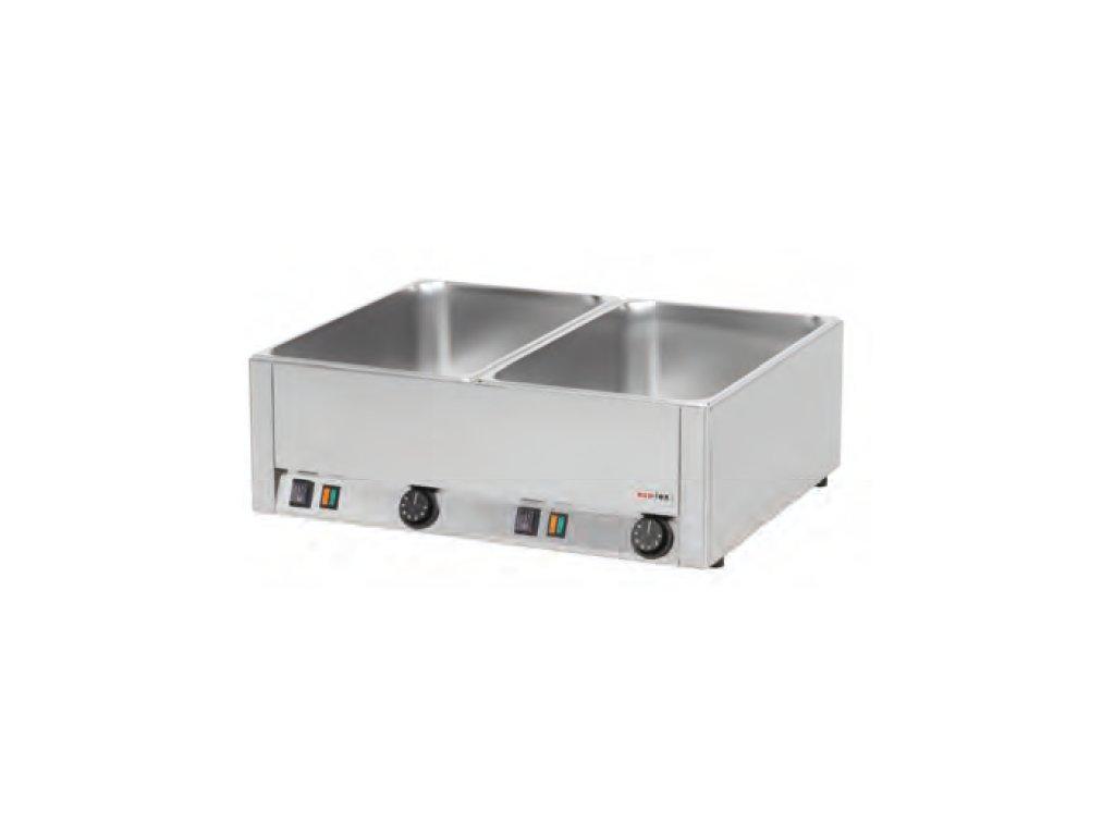 Vodní lázeň 2x GN 1/1, BM-2115