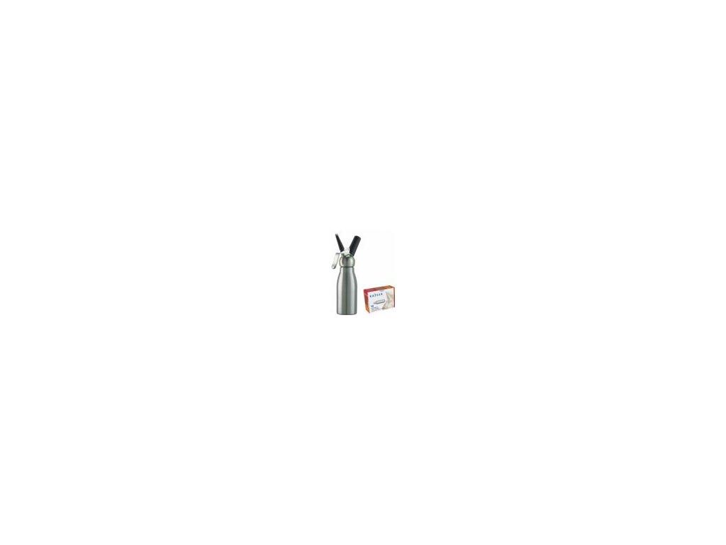 Bombičky jednorázové pro láhev na šlehačku