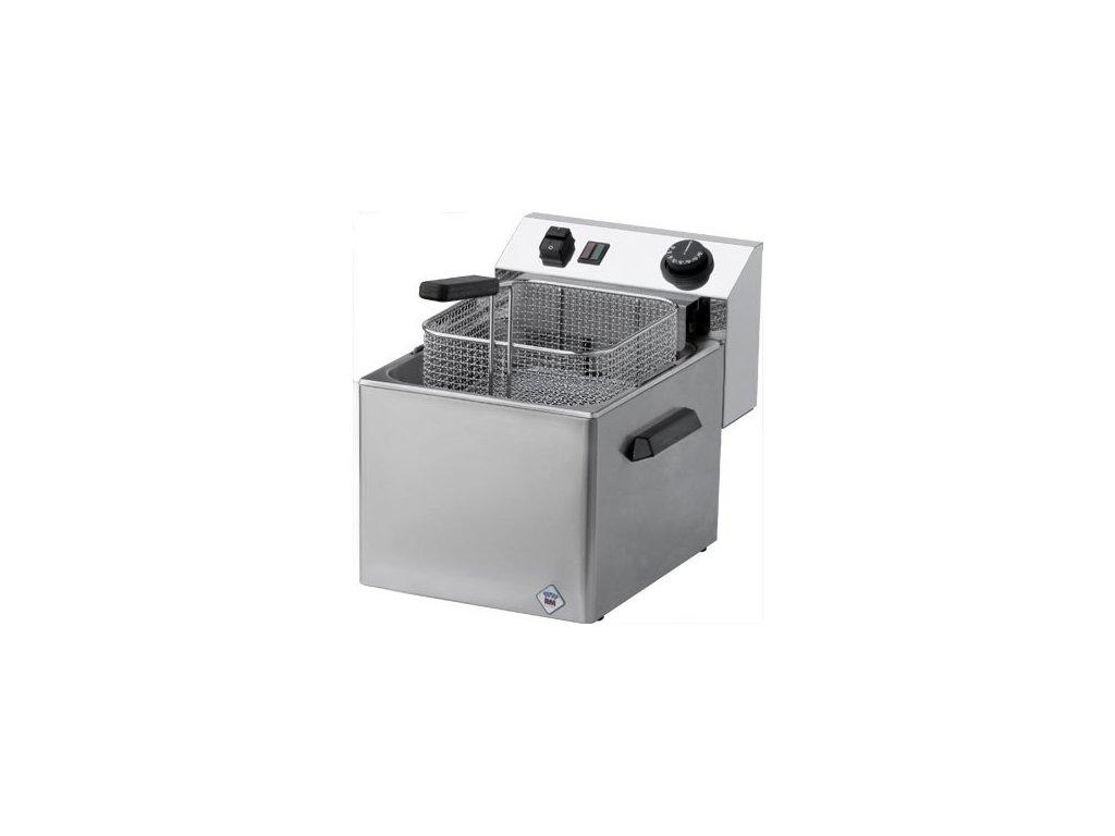 Fritéza elektrická 7 litrů 3kW, FE-07 - profi