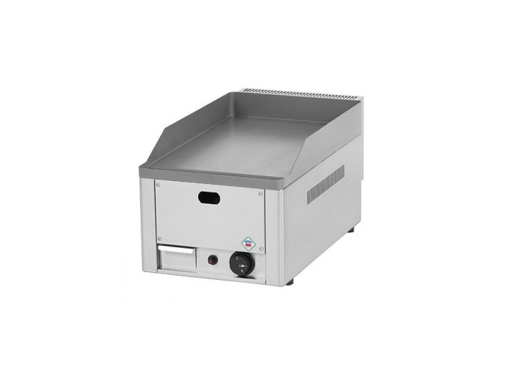 Grilovací deska plynová hladká FTH-30G