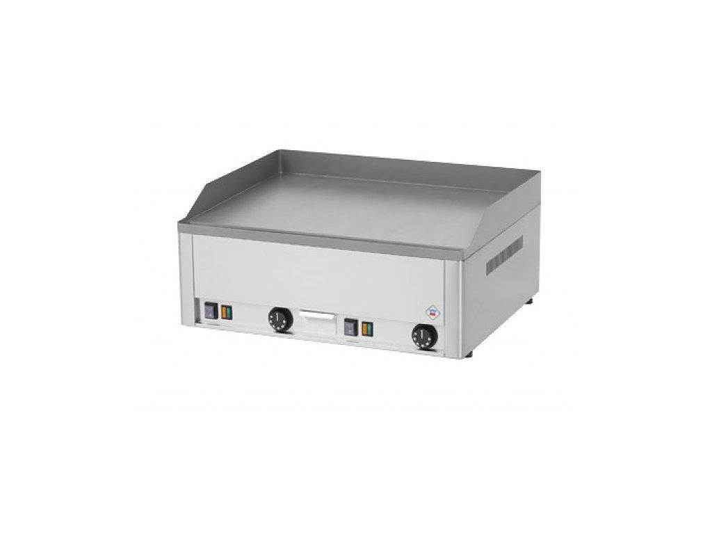 Grilovací deska hladká elektrická 400V FTH-60E