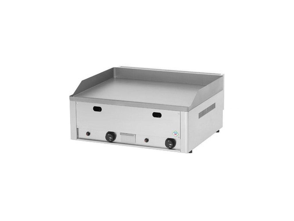 Grilovací deska plynová hladká FTH-60G