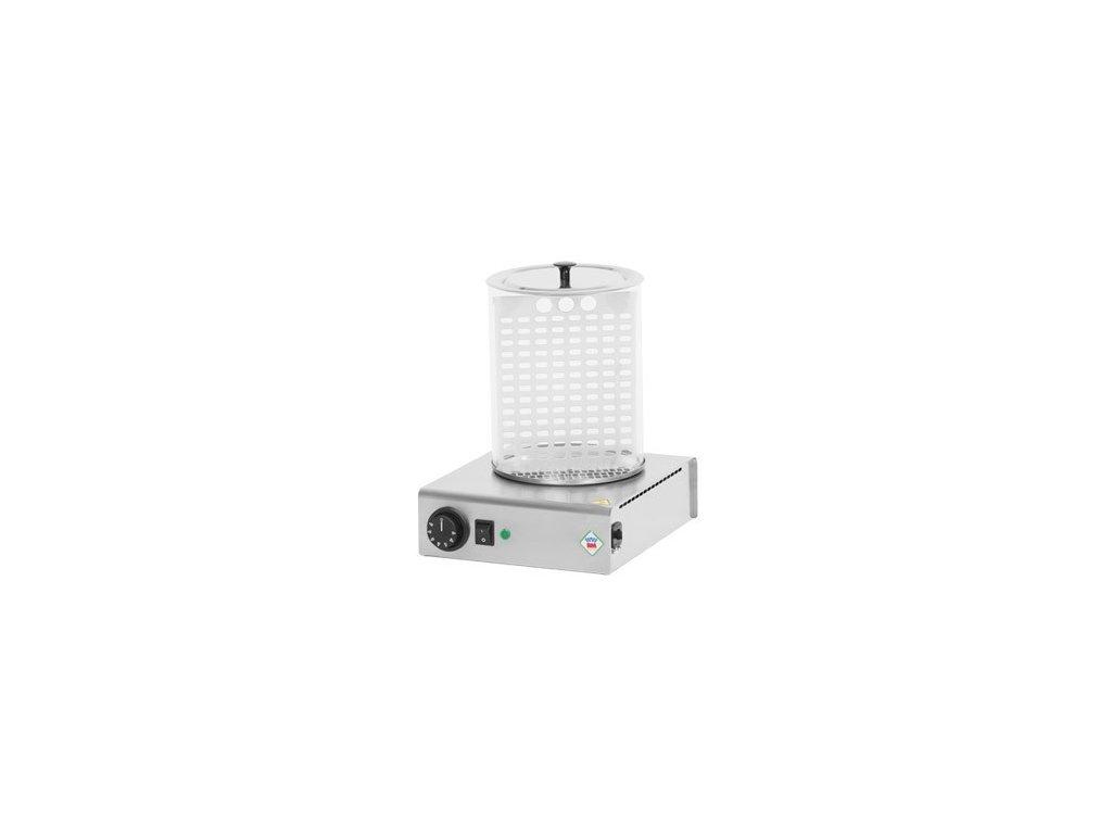 Ohřívací nádoba pro hot-dog HD - N