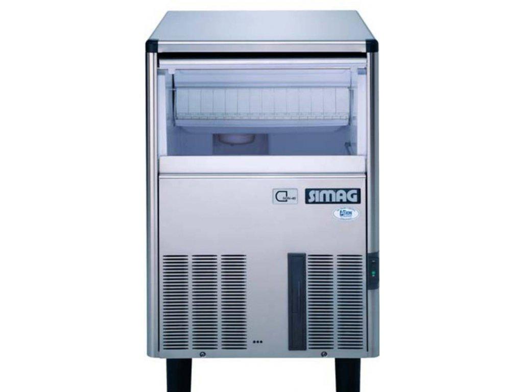 Výrobník kloboučkového ledu Simag SDE 30 A