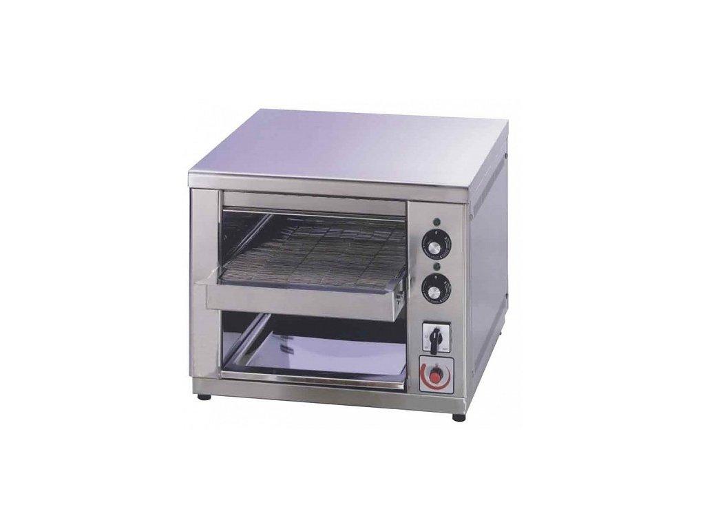 Toaster průběžný plynulá regul.rychlosti TN 30 plus - profi