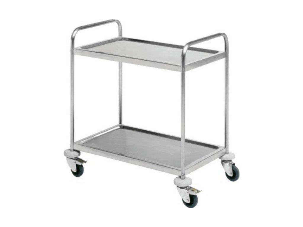 vozik servirovaci rozebiratelny 86x56x93 cm