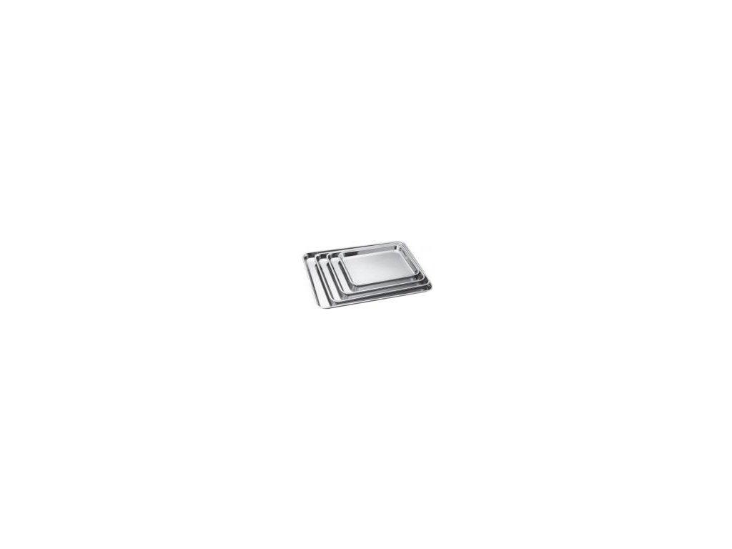 Tác nerezový obdélníkový 550x370