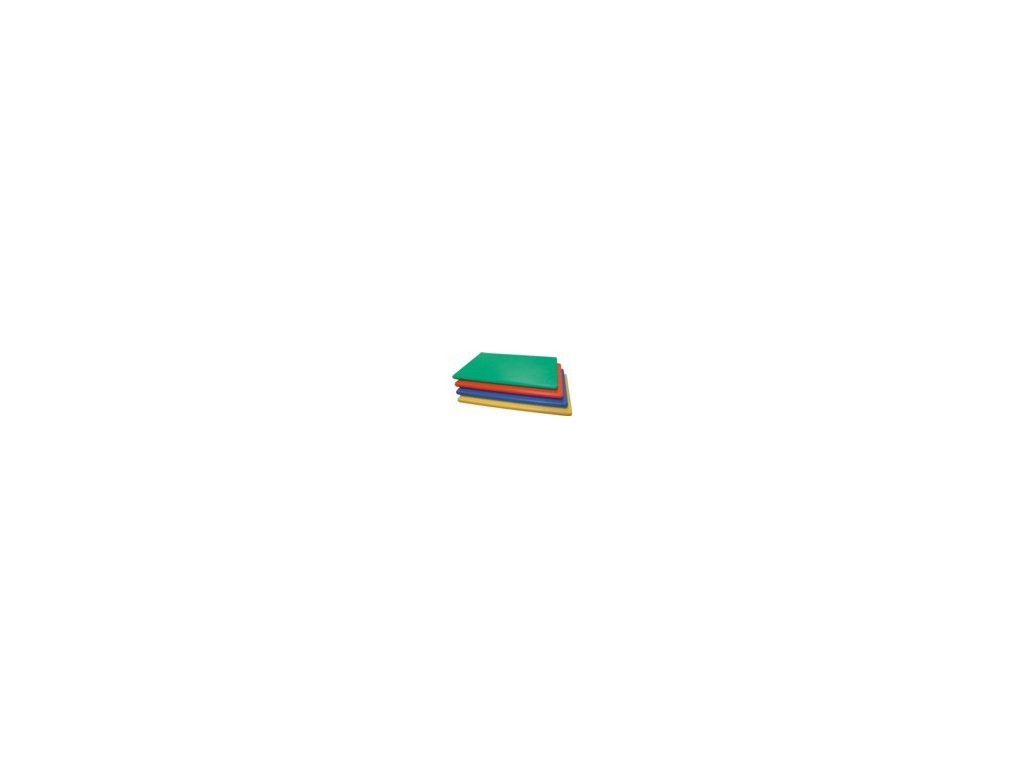 Krájecí deska barevná 450x300x13 mm