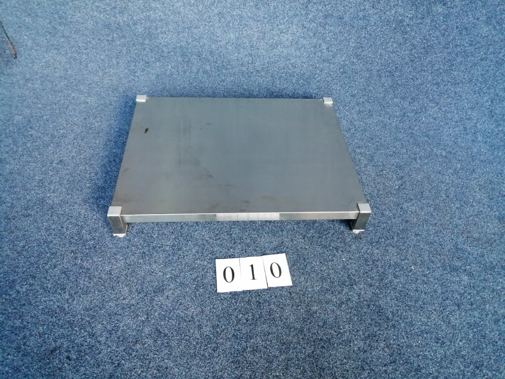 Police na zem, samonosná,4nohy,rozměr 880x700x130mm výška NOVÁ