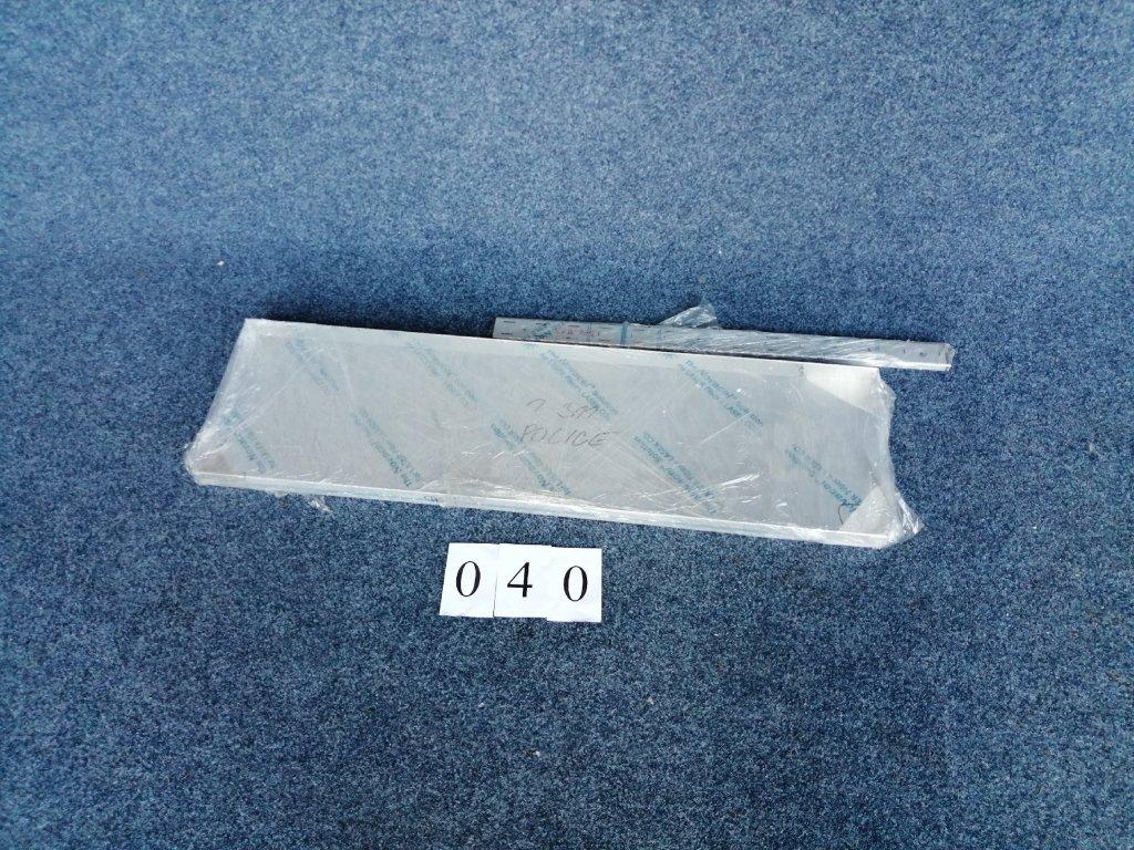 Police bez konzol,rozměr 1100x300,  NOVÁ