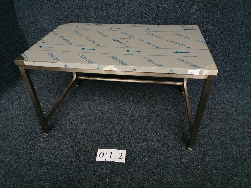 Pracovní stůl s trnoží, rozměr 1400x900x800mm, NOVÝ