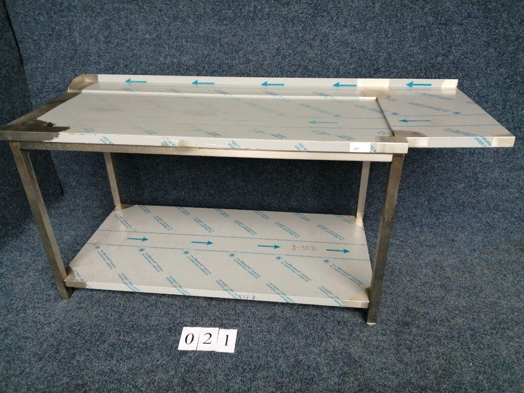 Výstupní stůl k myčce, rozměr 1930x745x900mm, NOVÝ