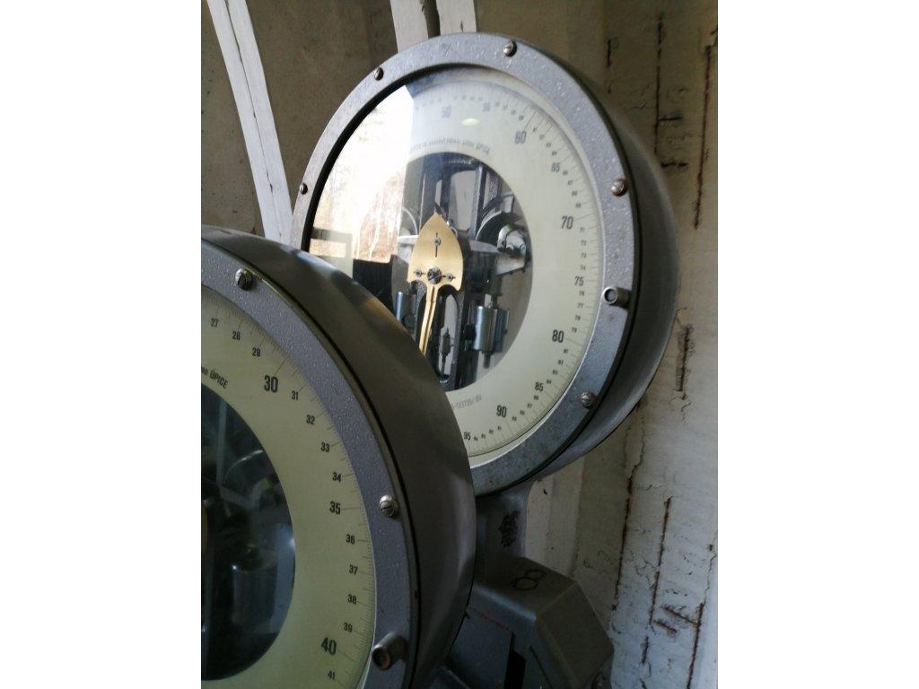 Mechanická váha TRANSPORTA 100KG