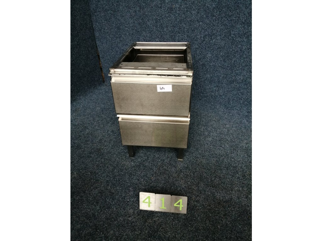 Podestavba pod modul 600, 2x zásuvka