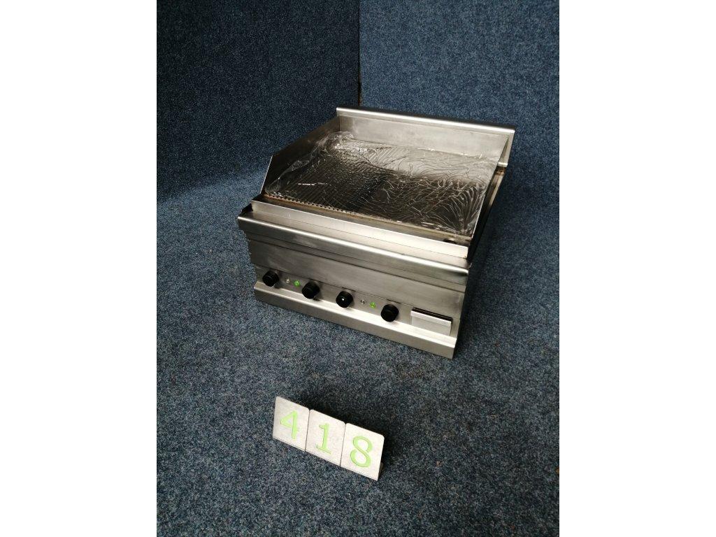 Elektrická grilovací deska hladká/vroubkovaná Lotus