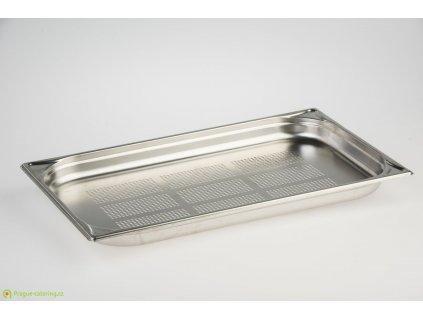 gastronádoba děrovaná GN 1/1 - 20mm