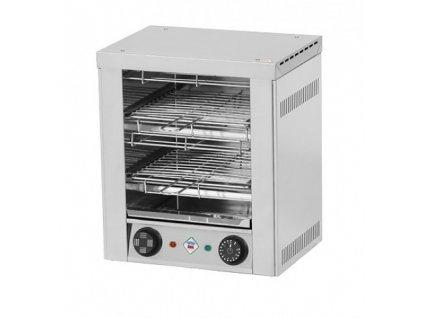 Toaster dvoupatrový 4 kleště TO 940GH - profi