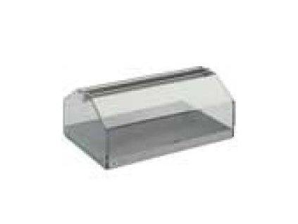 Neutrální vitrína jednopatrová VEN 810
