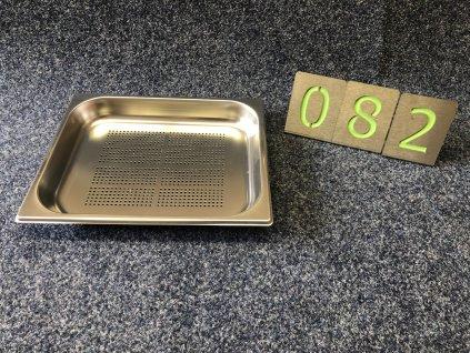 Gastronádoba 1/2-40mm děrovaná, NOVÁ