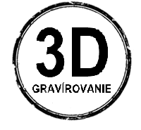 3D gravírovanie