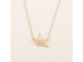 Origami náhrdelník
