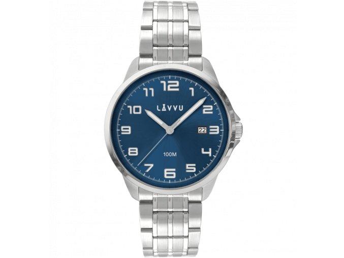 Stylové pánské hodinky LAVVU SORENSEN Blue
