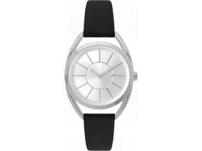 Černé dámské hodinky MINET ICON BLACK CAT