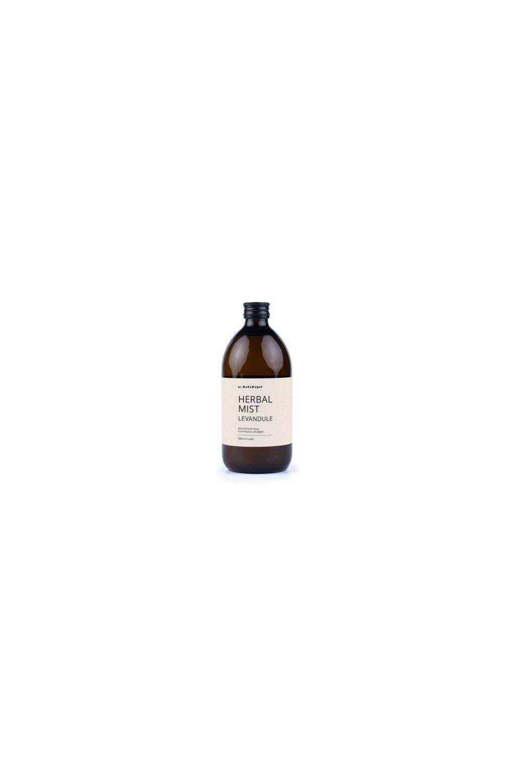 xj as herbal mist levandule produkt 500ml cz