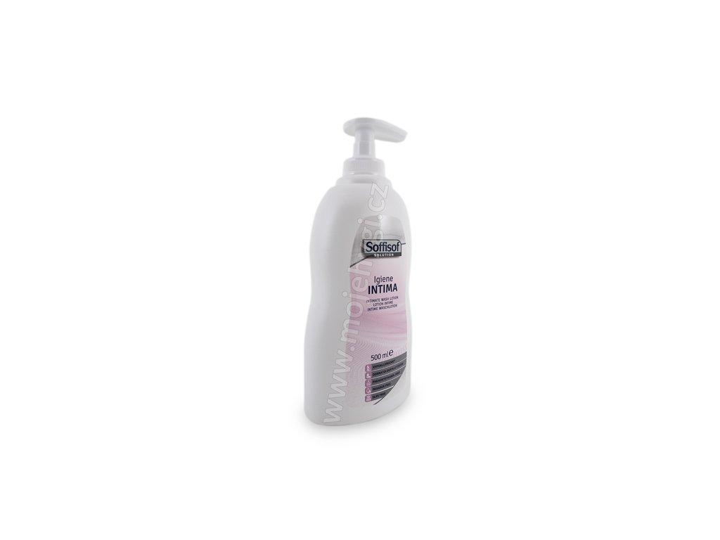 Intimní mycí gel Soffisof - 500 ml