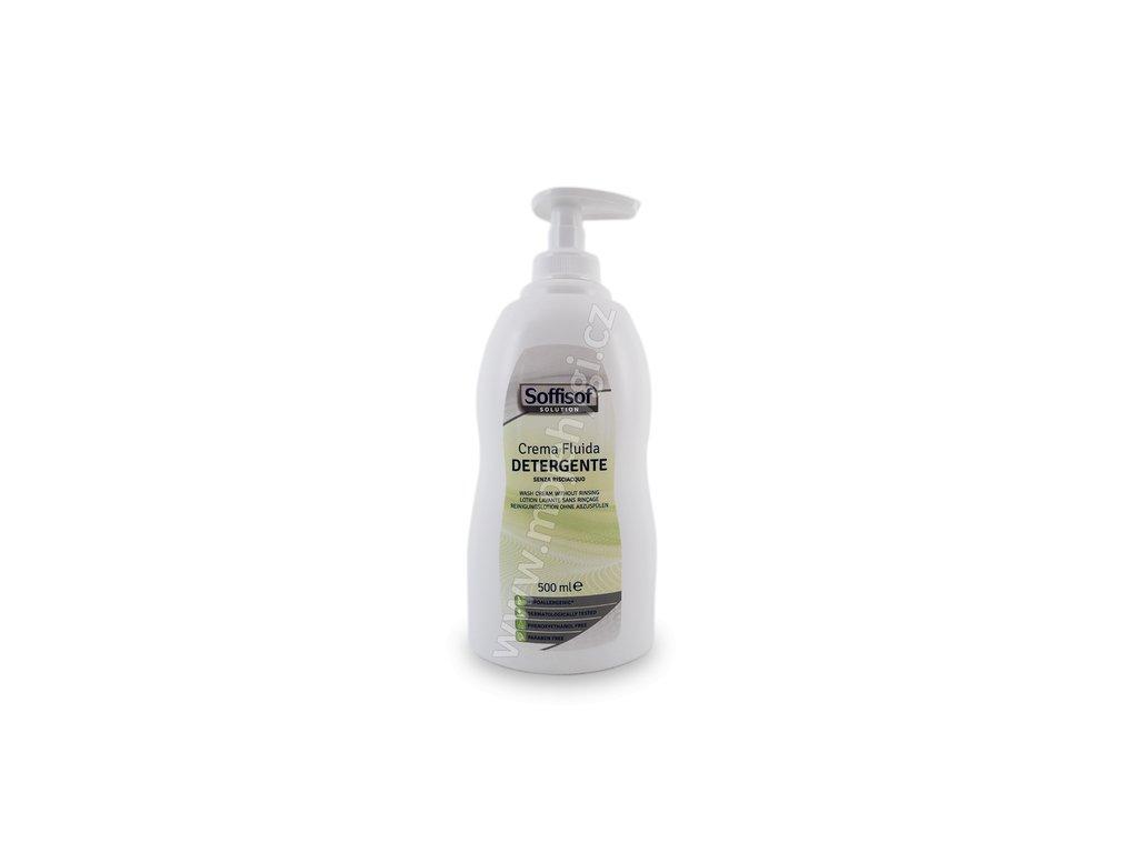 Mycí krém Soffisof bez oplachování - 500 ml